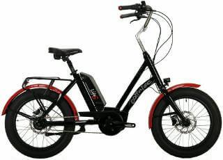E-Bike Corratec Life S Active 500 2018 frei Haus